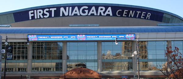 First Niagara Center Buffalo, NY