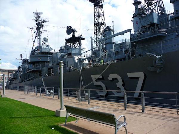 Buffalo & Erie County Naval & Military Naval Park