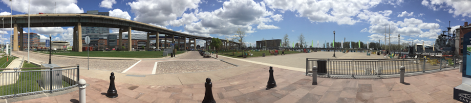 Canalside, Source of Pride for the City of Buffalo, NY