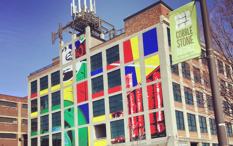 'New Buffalo' Spurs Growth In Cobblestone District