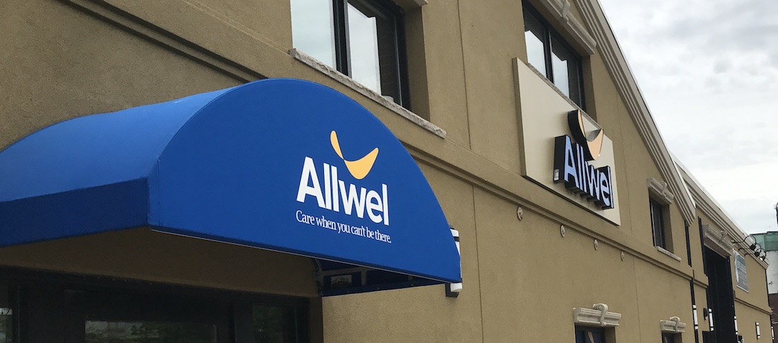 Advocating for Buffalo's Aging Population: Allwel Supports Loved Ones who Once Supported Us