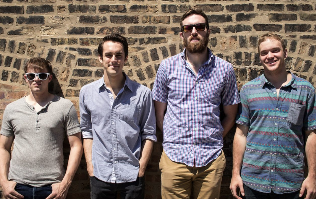 Munginon Brings its Eclectic Sound to Iron Works