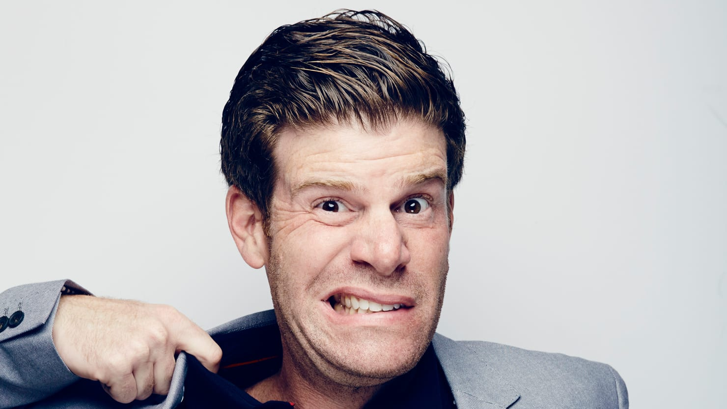 Steve Rannazzisi This Weekend at Helium Comedy Club!