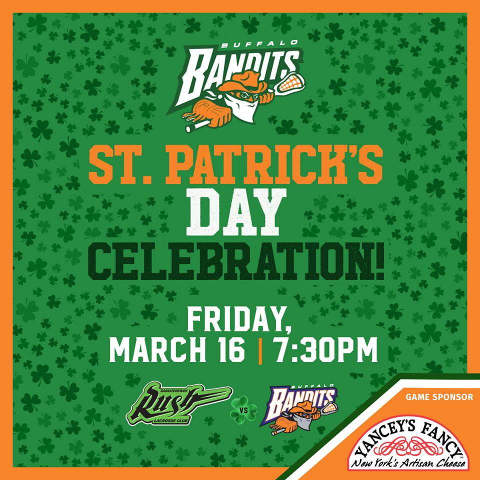 Celebrate St. Patrick's Day This Weekend In the Historic Cobblestone District (March 16-18)