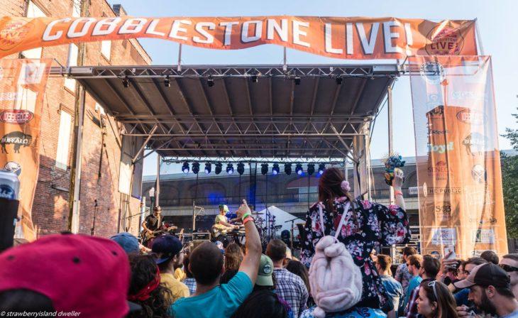Cobblestone Live Music & Arts Festival Redefines Music Festivals in Buffalo