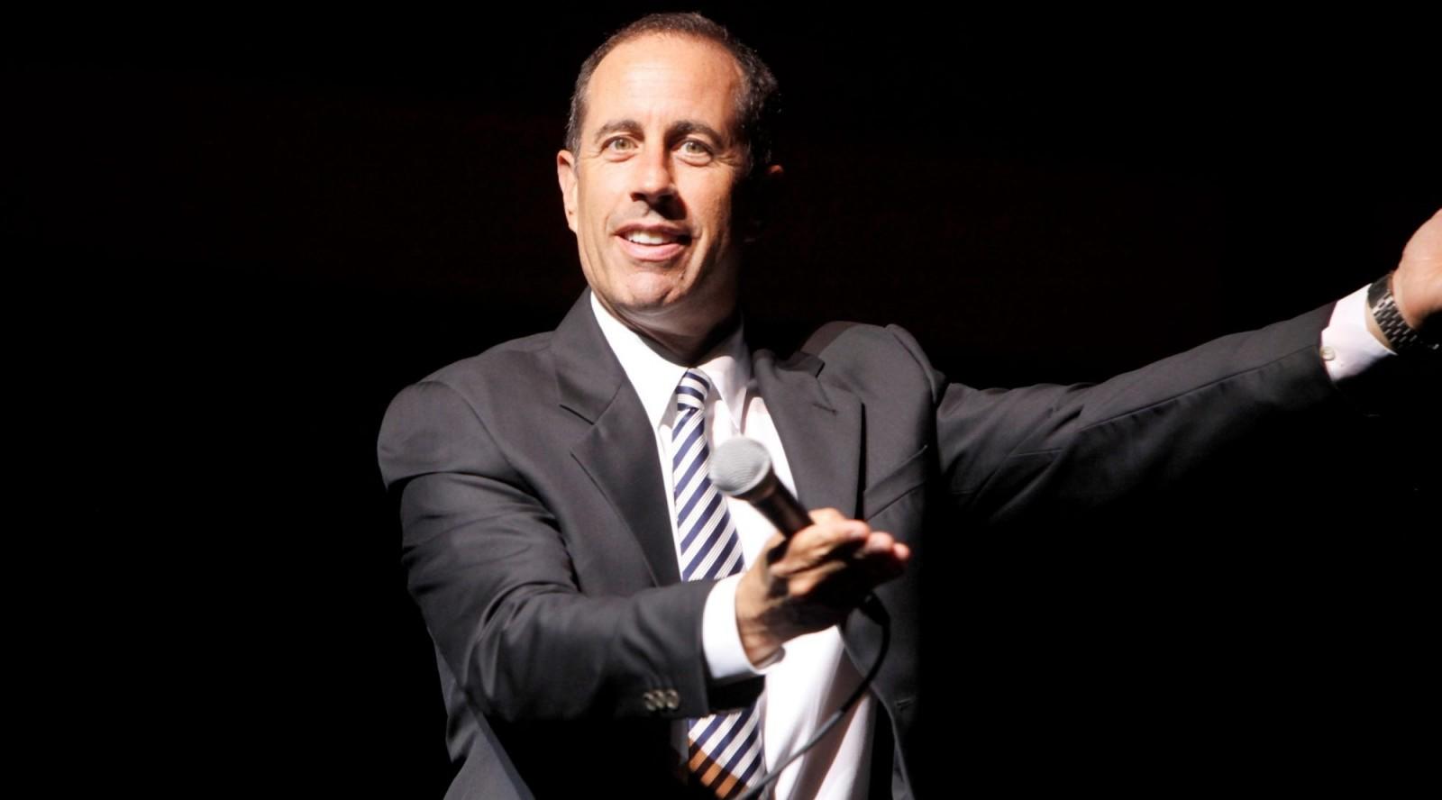 Comedy on Tap:  Jerry Seinfeld, Cameron Esposito, Johnny Lee Dam