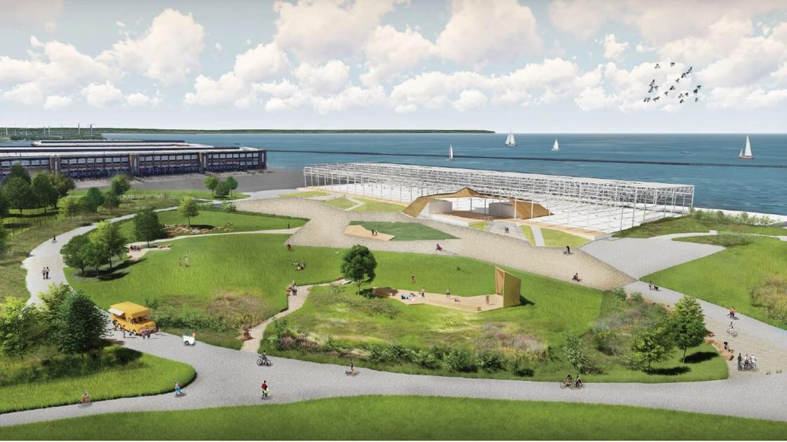 Outer Harbor amphitheater would replace concert venue at Canalside