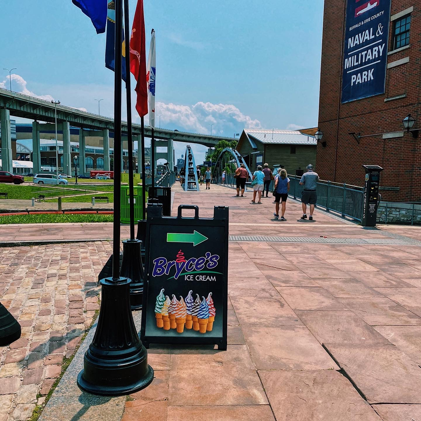 Spending a Day at Canalside This Summer
