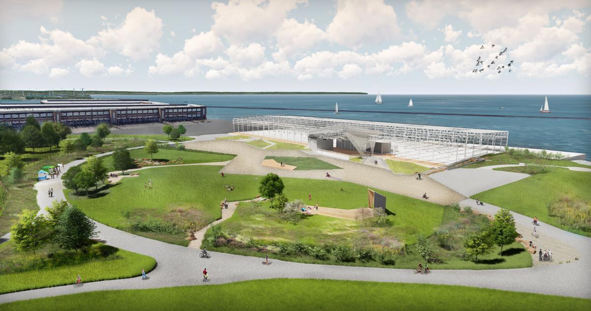 ECHDC wins approval for Outer Harbor amphitheater despite criticism