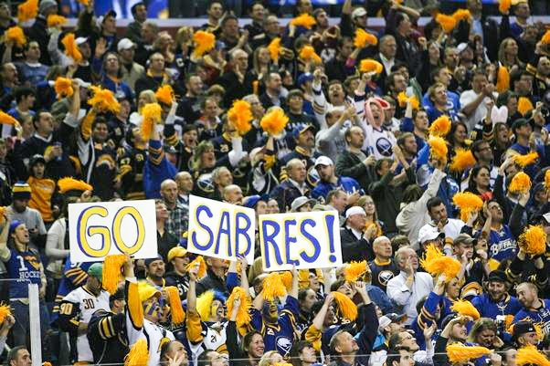 Buffalo Sabres 2021-2022 Home Opener and Opening Weekend